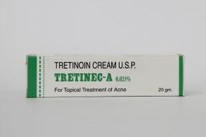TRETINAC-A 0.025% Cream