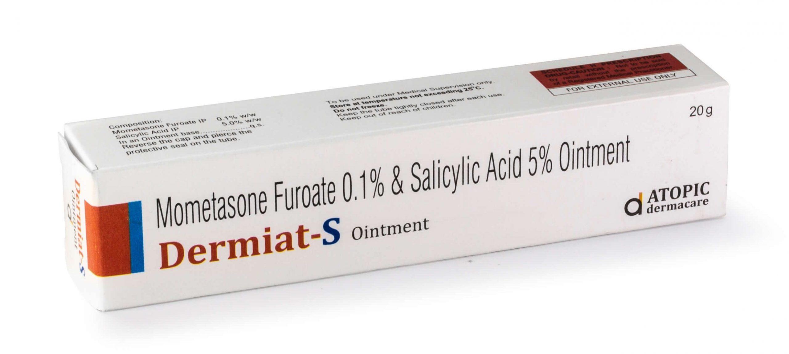 Dermiat S Cream